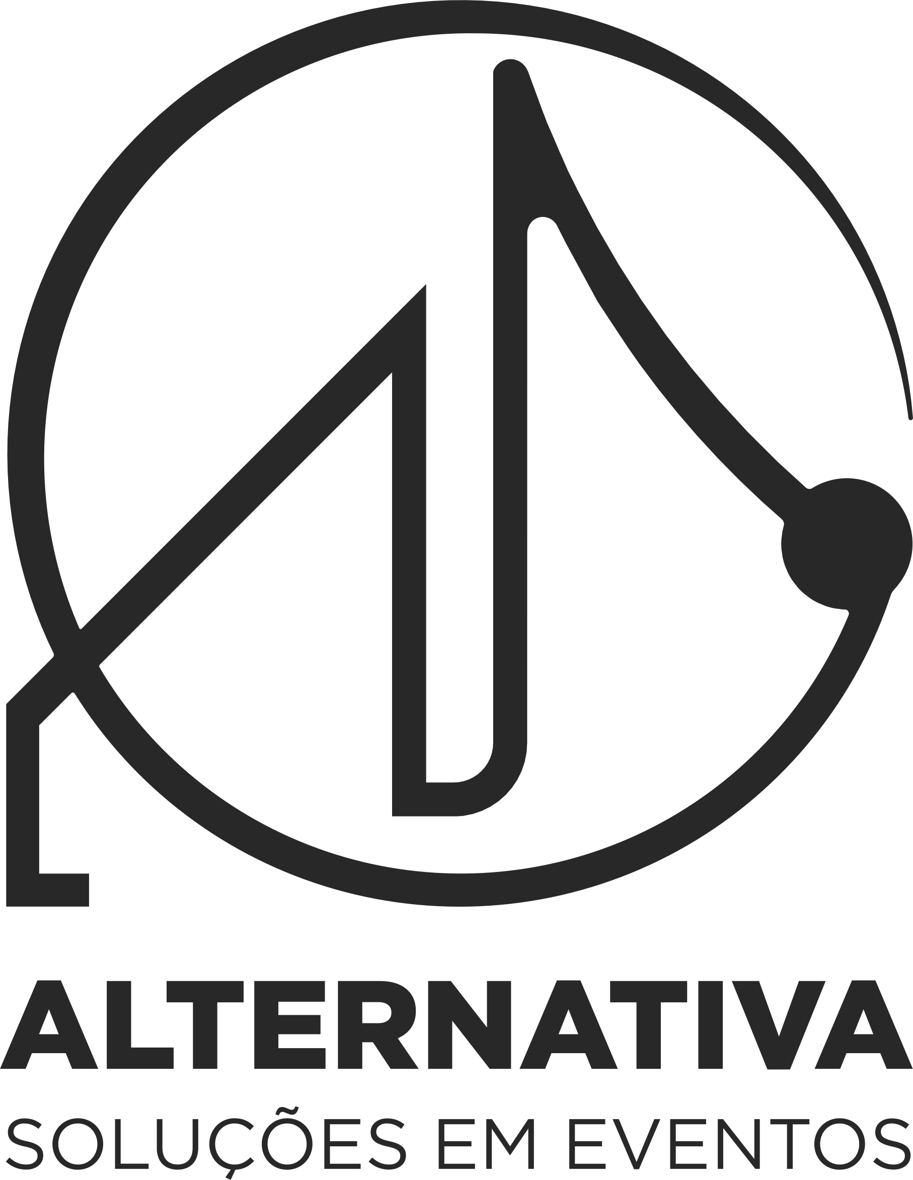 Alternativa Eventos | Logo